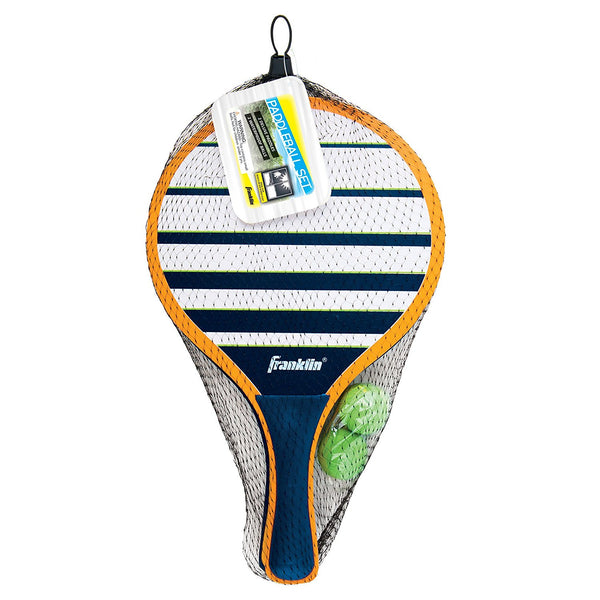 Franklin 52615 Pattern Paddleball Set