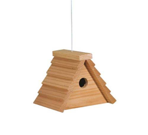 "North States 1639 Deluxe A-Frame Bird House 5/8"" Thick"