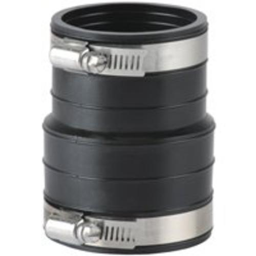 Worldwide Sourcing KJ-012 Socket/Pipe Coupling, 4""