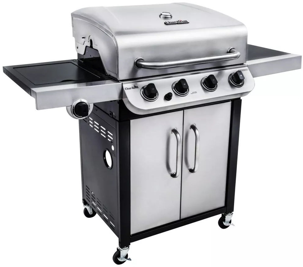 Char-Broil 463377017 Convectional Gas Grill With Cabinet, 36000 Btu
