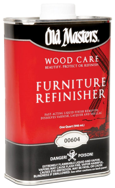 Old Masters 00604 Furniture Refinisher, 1 Quart