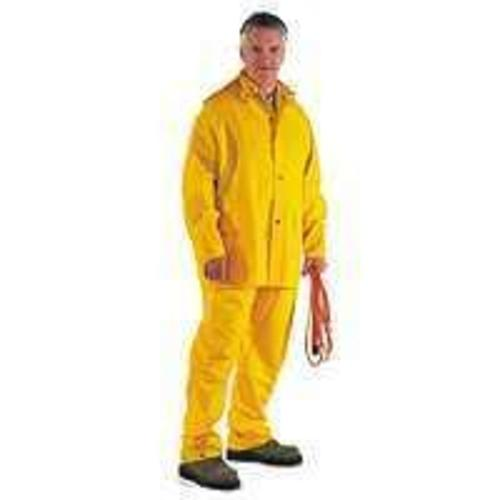 Mintcraft SRS3/111-XXL 3Pc Pvc/Poly Rainsuit .35 mm