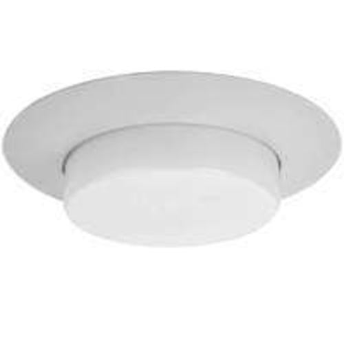 Power Zone T505WH-3L  Recessed Light Shower Trim, 8""