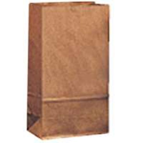Duro 80076 Paper Grocery Bag, 57#, Count 500