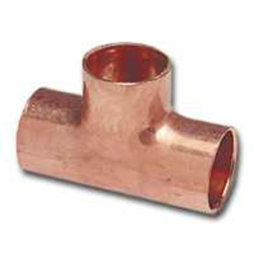 "Elkhart 32918 Copper Fitting Reducing Tee 1-1/2""x1-1/2""x3/4"""