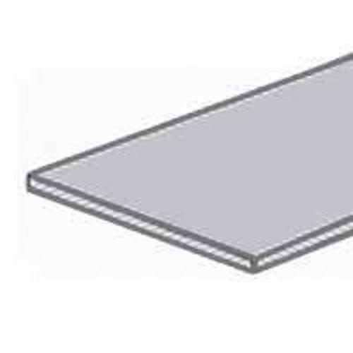 M-D Building Products 56032 Galvanized Steel Sheet 1'X1' 26 Ga