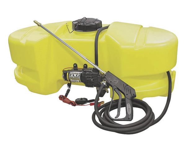 Ag South SC25-SS-GTSW-NS Spot Sprayer, 25-Gallon
