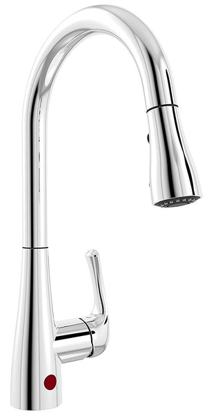 Belanger NEX76CCP 1 Handle Movement Sensor Kitchen Sink Faucet, Polished Chrome