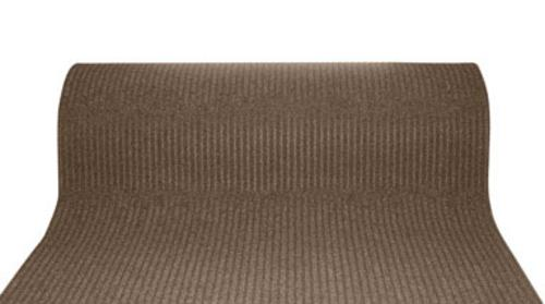 "Multy LLBR8236 Siamese Runner 36"" x 82', Brown"