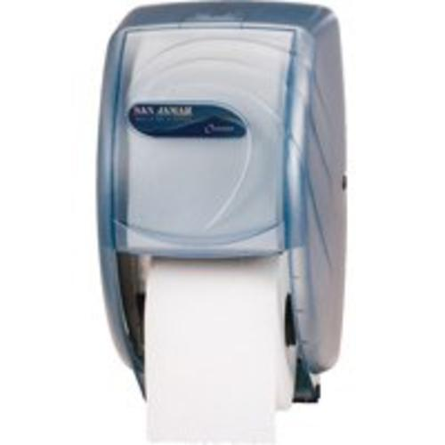 San Jamar R3590TBK Duett Standard Tissue Dispensers, Double Roll
