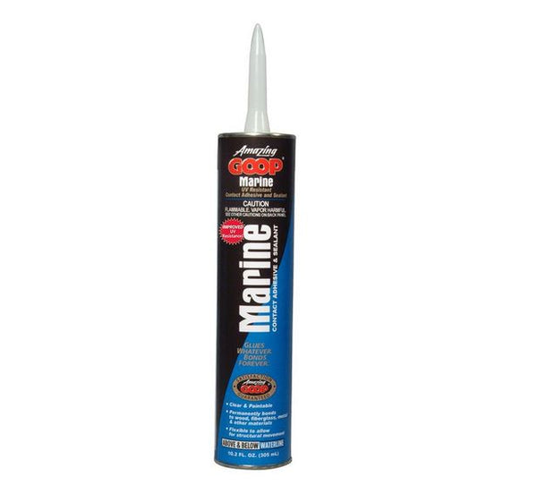 Amazing Goop 172012 Marine Adhesive And Sealant, 10.2
