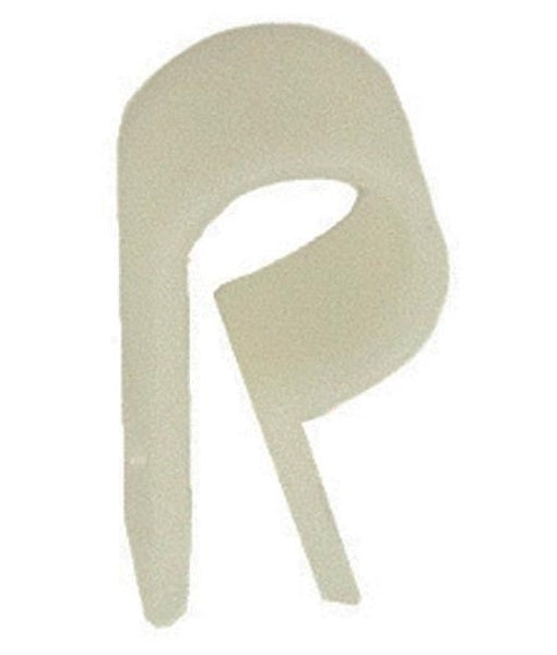 "Jandorf 61469 Nylon Clamp, 3/8"" x 5/16"", Natural"