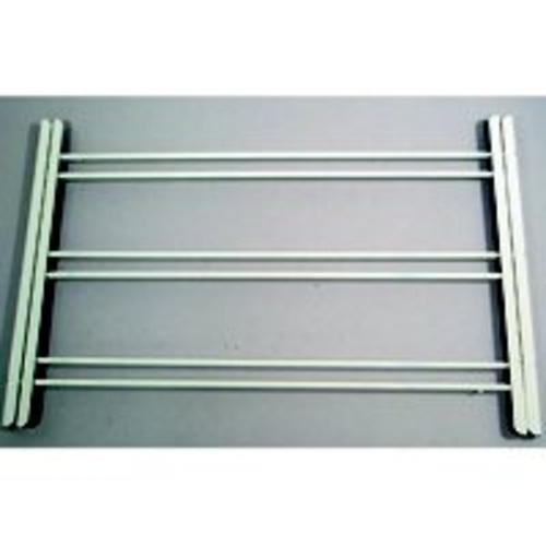 Knape & Vogt 1125 Window Guard White