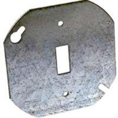 Raco 729 Round Switch Box Cover, 4""