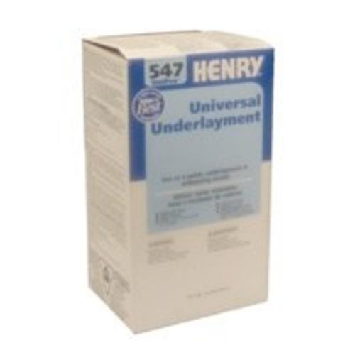 Henry 547-410 Port Cement Underlay, 10 Lb