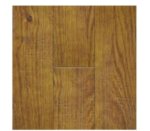 Courey 21231245 Laminate Flooring, Golden Oak, 12.3 mm, 17.36 sq. ft