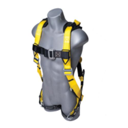 Guardian Fall Protect 11166 Seraph Safety Harness w/Leg Tongue Buckles, XL-XXL