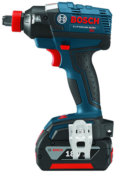 Bosch IDH182-01 Brushless Socket-Ready Impact Driver, 18 Volts