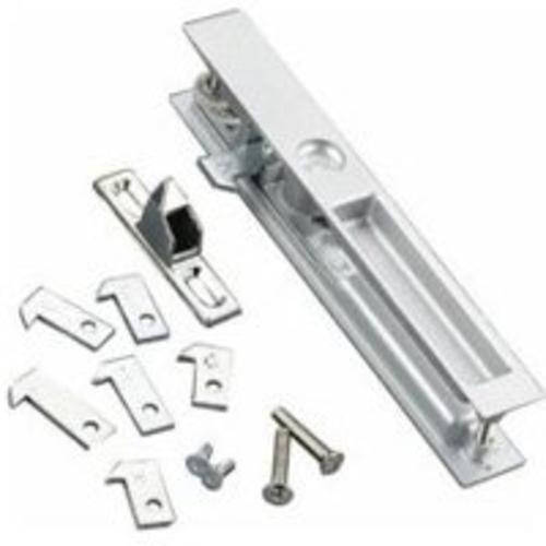 Hampton V1195 Patio Door Latchsets,  Aluminum
