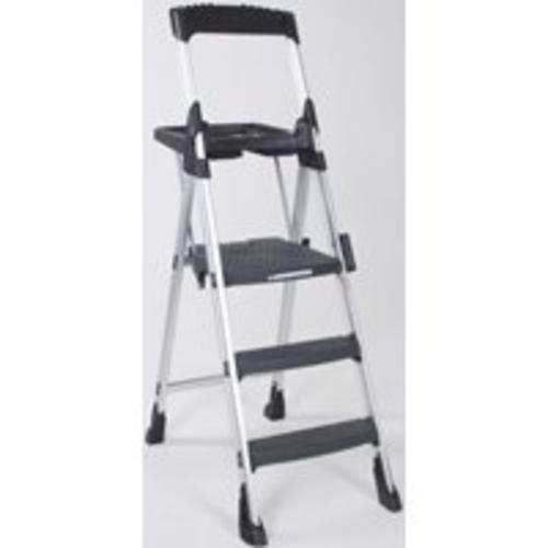 Cosco 11003ABL1 Ladder Platform, 3-Step - Aluminum