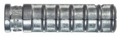 "Hillman 370192 Long Lag Shield 3/8"" 50 Pack"