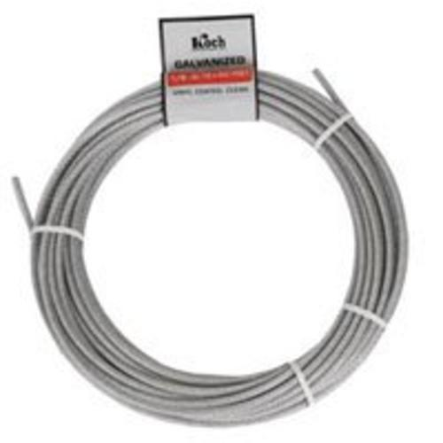 Koch A40124 Cable 7x7 1/8 x 50, Galvanized