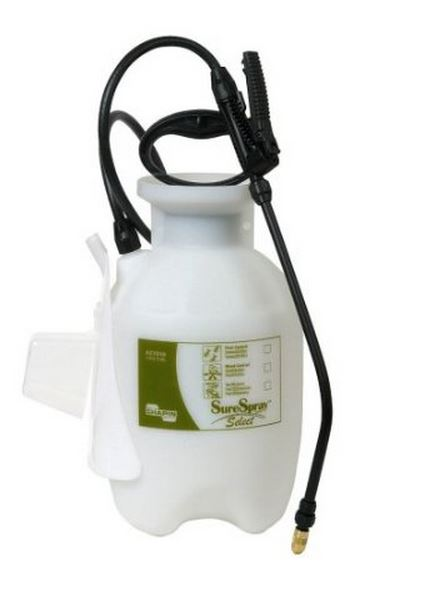 Chapin 27010 SureSpray Select Sprayer, 1 Gallon