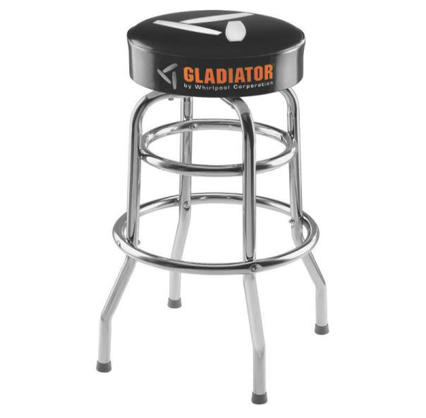 Gladiator GAAC30STPB Workbench Stool, 30""