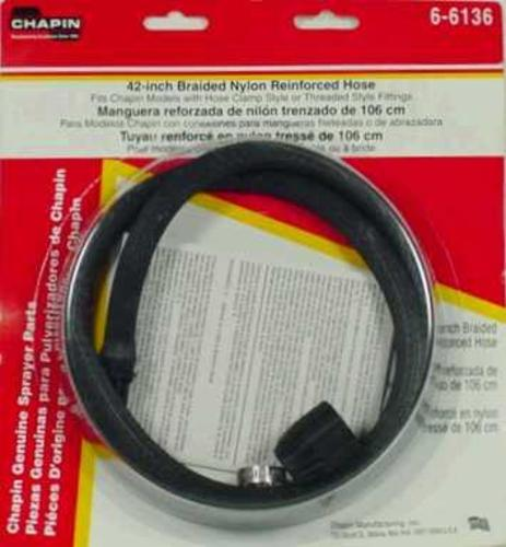 Chapin 6-6136 Tank Sprayer Replacement Hose, 42""