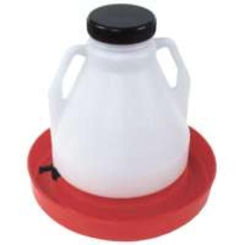 Brower 4GF Poly Poulty Fount 4-Gallon