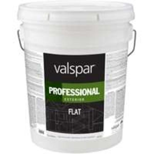 Valspar 045.0012600.008  Professional Exterior Latex Paint, White