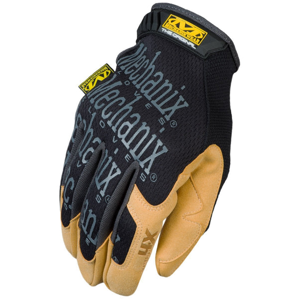 Mechanix Wear MG4X-75-010 Material 4X Original Gloves, Black/Tan, Large