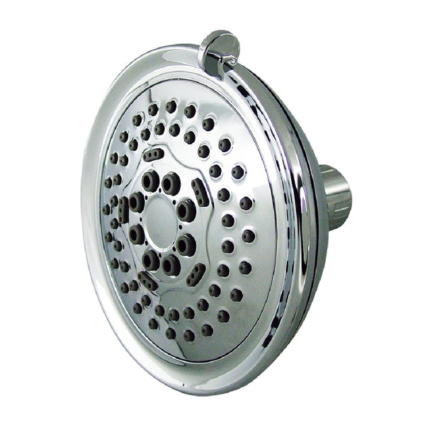 Boston Harbor S1254H00CP 5-Spray Functions Shower Head, Chrome