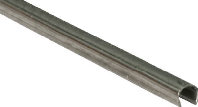 Slide-Co PL-15576 Stainless Steel Sliding Patio Door Repair Track, 8'