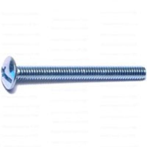 "Midwest 24039 Machine Screw 8""-32x1-3/4"", Zinc"