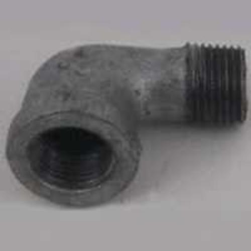 "Worldwide Sourcing 6-1-1/4B Pipe Fitting 1.1/4"" - Black"