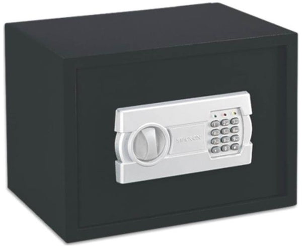 Stack-On PS-514-14/12 Personal Safe With Electronic Lock, Black
