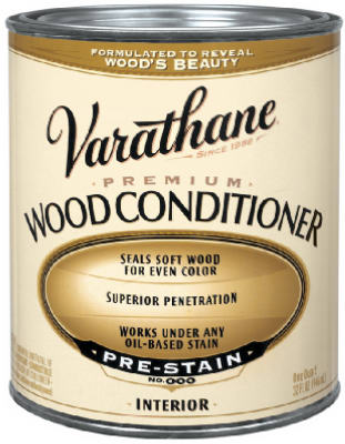 Varathane 211775 Premium Wood Conditioner, 1 Qt