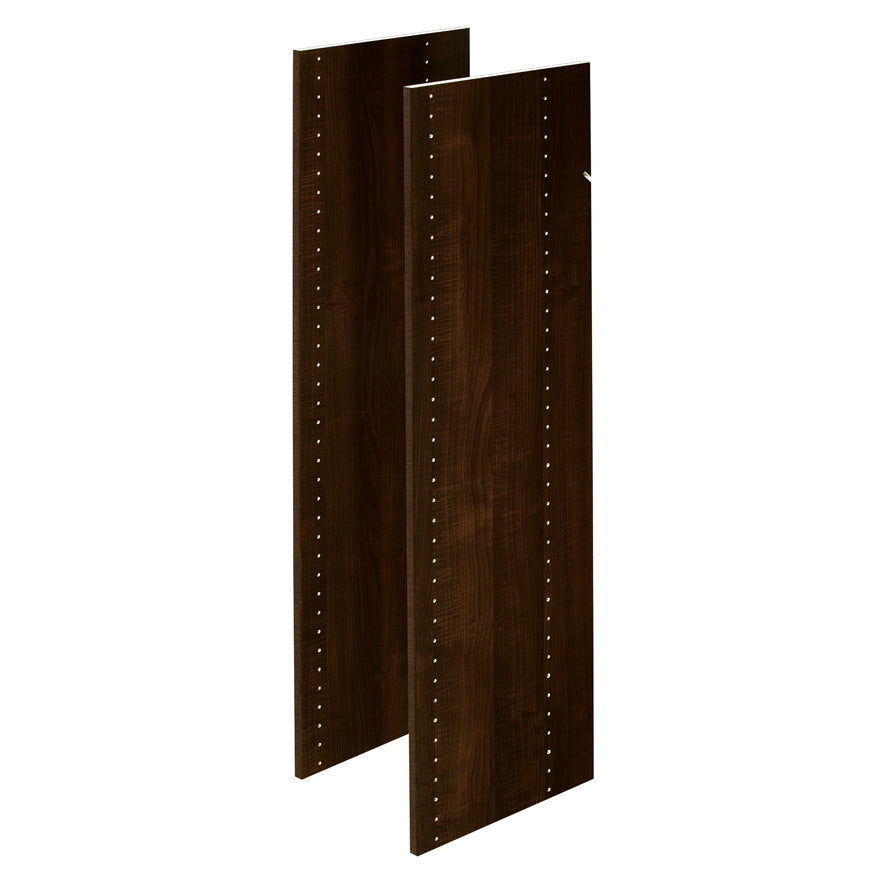 "Easy Track RV1447-T Vertical Panels, Truffle, 48"" x 14"""