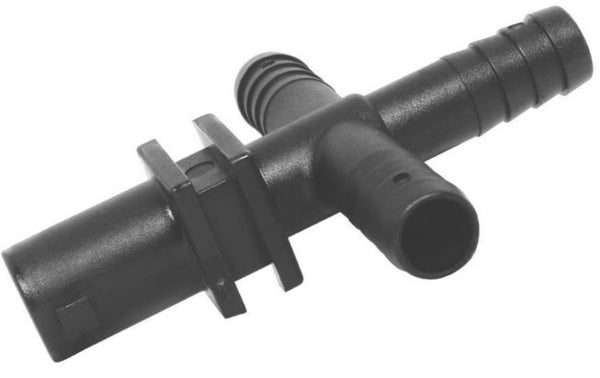 "Green Leaf Y8231015 2PK Nozzle Body Cross, 1/2""  Barb"