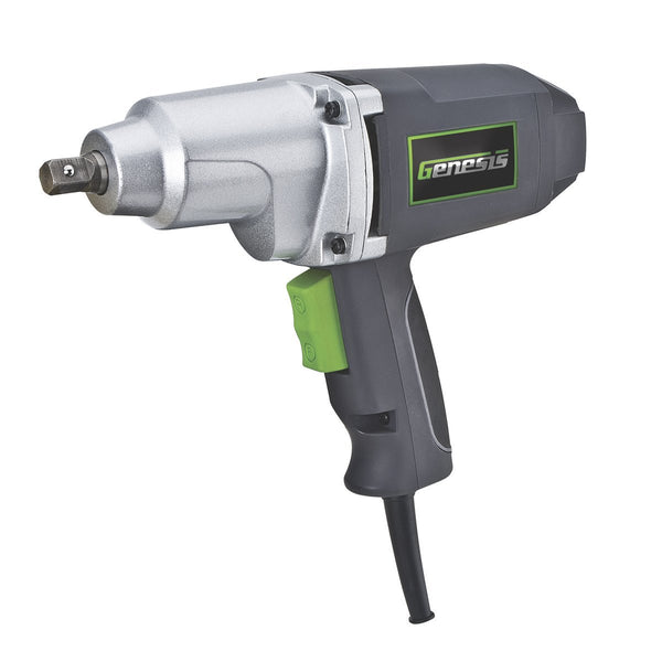 Genesis GIW3075K Impact Wrench Kit, 1/2""