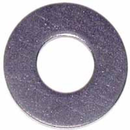 Midwest 05323 Stainless Steel Flat Washer, 1/4""