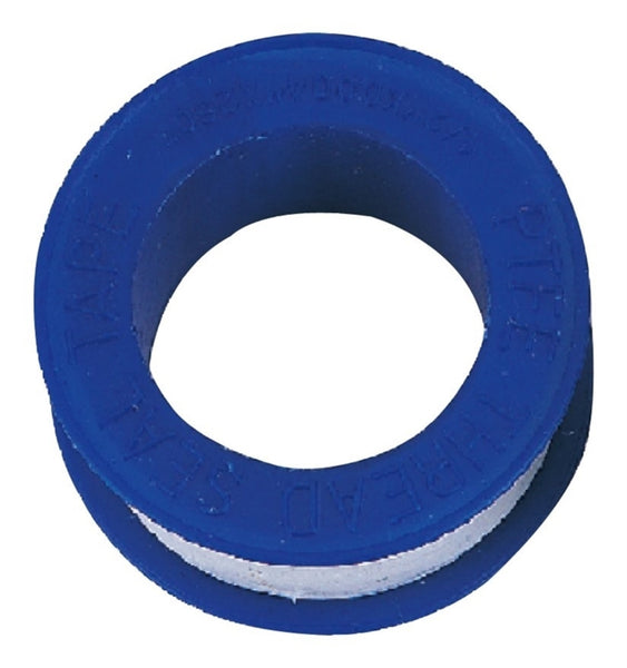 "Vulcan W974 PTFE Thread Seal Plumbers Tape, White, 1/2"" x 260"""