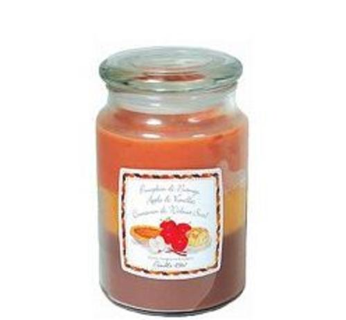 Candle Lite 1962063 Jar Candle, 19 Oz