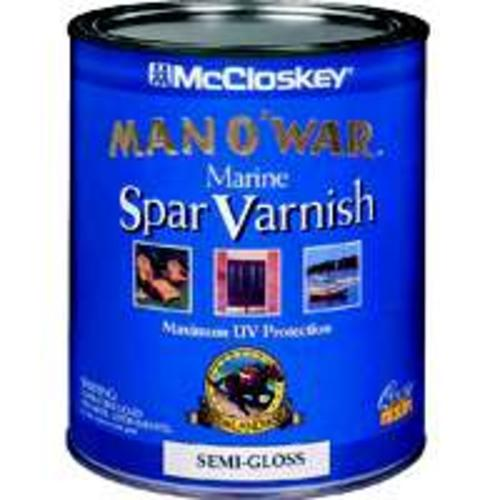 Valspar 80-7507-05 SEMI GLOSS SPAR VARNISH