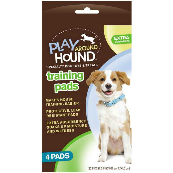 "FLP 6119 Play Around Hound Puppy Training Pads, 22"" x 21.5"""