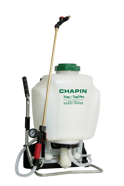 Chapin 62000 Tree/Turf Pro Commercial Backpack Sprayer With Brass Wand