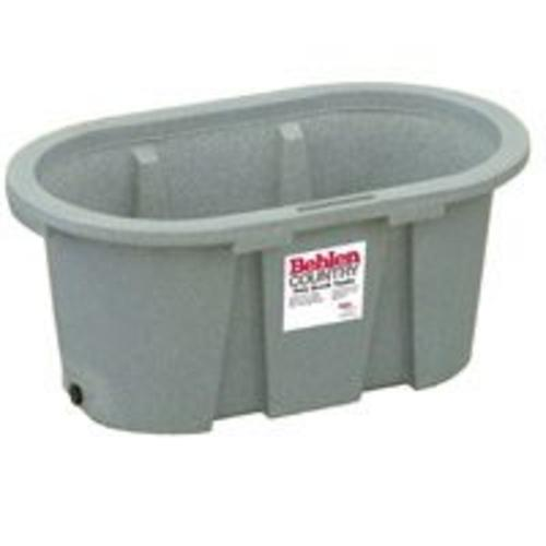 Bemis 52112017GT Stock Tank Gray 100 Gallon