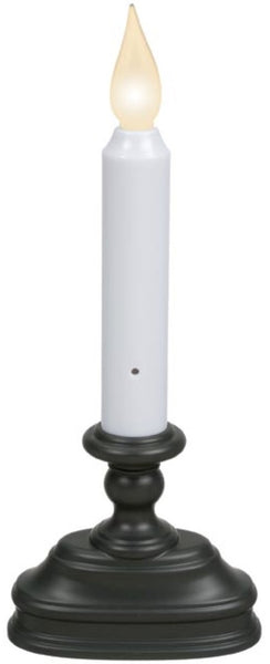 "Xodus Innovations FPC1520A Christmas Standard LED Candle, 10"", Warm White"
