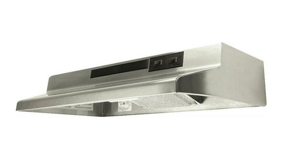"Air King AV1308 Convertible Range Hood, 30"", Stainless Steel"